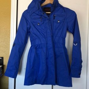Yoki Girls Outerwear rain jacket size M (8-10)